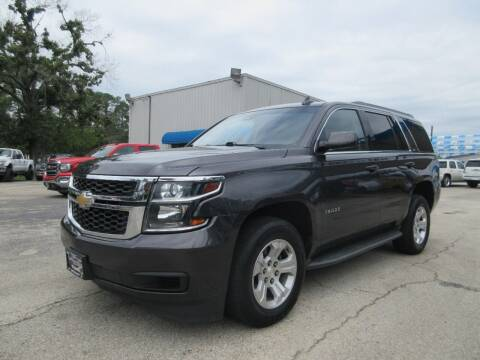 2015 Chevrolet Tahoe for sale at Quality Investments in Tyler TX