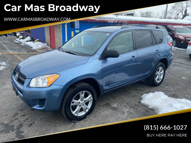 2011 Toyota RAV4 for sale at Car Mas Broadway in Crest Hill IL