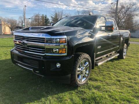 2017 Chevrolet Silverado 2500HD for sale at MARK CRIST MOTORSPORTS in Angola IN