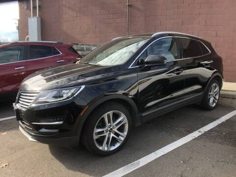 2017 Lincoln MKC for sale at SOUTHFIELD QUALITY CARS in Detroit MI