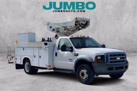 2006 Ford F-550 Super Duty for sale at Jumbo Auto & Truck Plaza in Hollywood FL