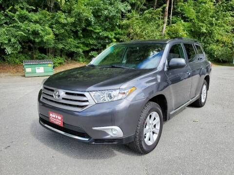 2011 Toyota Highlander for sale at AUTO CONNECTION LLC in Springfield VT