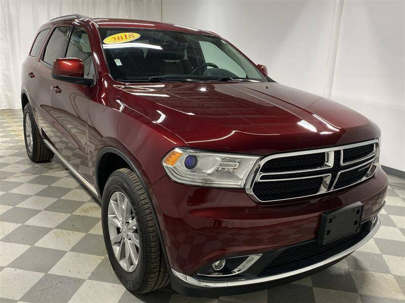 2018 Dodge Durango for sale at Mr. Car LLC in Brentwood MD