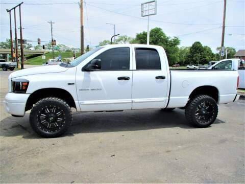 2006 Dodge Ram Pickup 1500 for sale at Steffes Motors in Council Bluffs IA