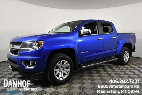 2019 Chevrolet Colorado for sale at Danhof Motors in Manhattan MT