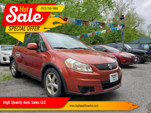 2009 Suzuki SX4 Crossover for sale at High Quality Auto Sales LLC in Bloomingdale NJ