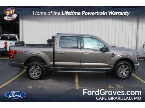 2021 Ford F-150 for sale at JACKSON FORD GROVES in Jackson MO