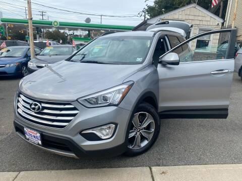 2016 Hyundai Santa Fe for sale at Express Auto Mall in Totowa NJ