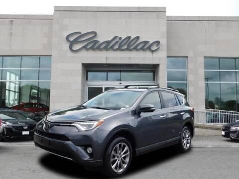 2017 Toyota RAV4 for sale at Radley Cadillac in Fredericksburg VA