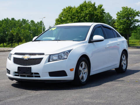 2014 Chevrolet Cruze for sale at FOWLERVILLE FORD in Fowlerville MI