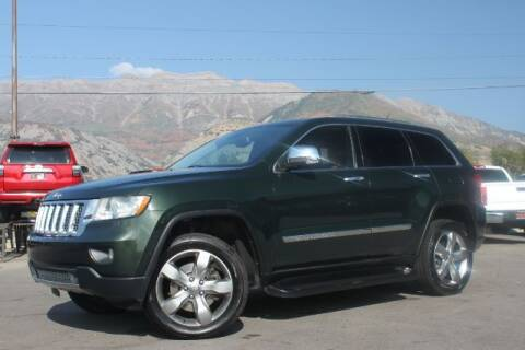 2011 Jeep Grand Cherokee for sale at REVOLUTIONARY AUTO in Lindon UT