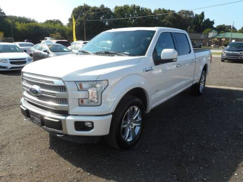 2015 Ford F-150 for sale at Auto Center Elite Vehicles LLC in Spartanburg SC