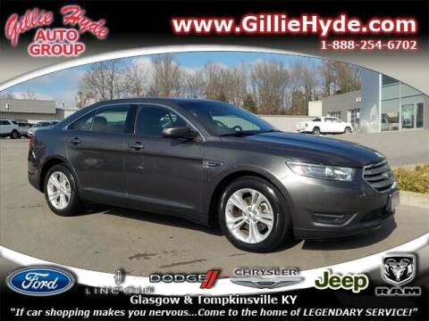 2015 Ford Taurus for sale at Gillie Hyde Auto Group in Glasgow KY