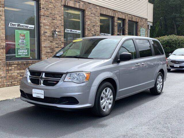 2018 Dodge Grand Caravan for sale at The King of Credit in Clifton Park NY