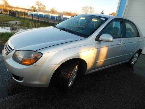 2009 Kia Spectra for sale at Safeway Auto Sales in Indianapolis IN