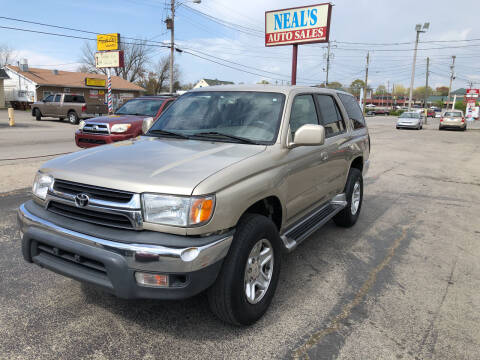 2001 Toyota 4Runner for sale at Neals Auto Sales in Louisville KY