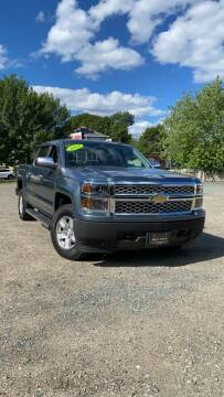 2014 Chevrolet Silverado 1500 for sale at Best Cars Auto Sales in Everett MA