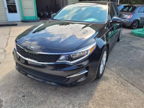 2018 Kia Optima for sale at Bundy Auto Sales in Sumter SC