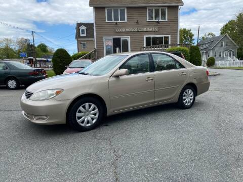 2006 Toyota Camry for sale at Good Works Auto Sales INC in Ashland MA