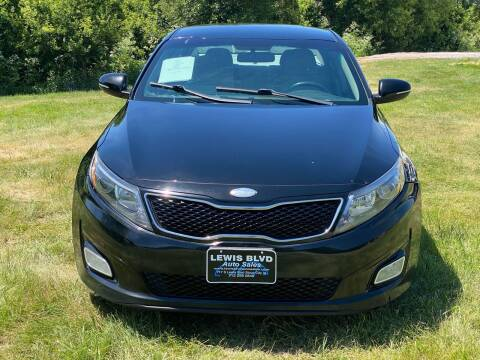 2014 Kia Optima for sale at Lewis Blvd Auto Sales in Sioux City IA