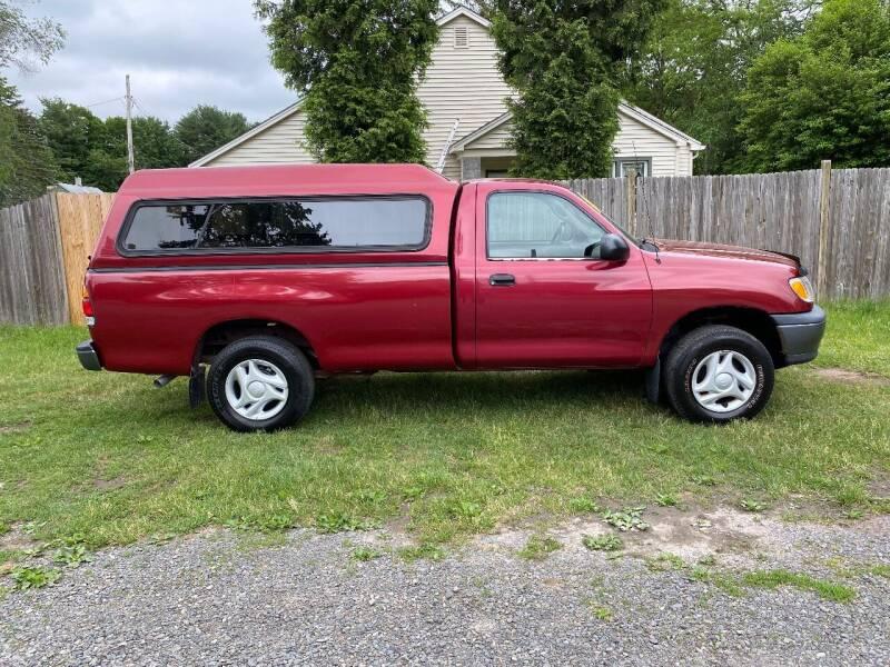 2000 Toyota Tundra for sale at ALL Motor Cars LTD in Tillson NY