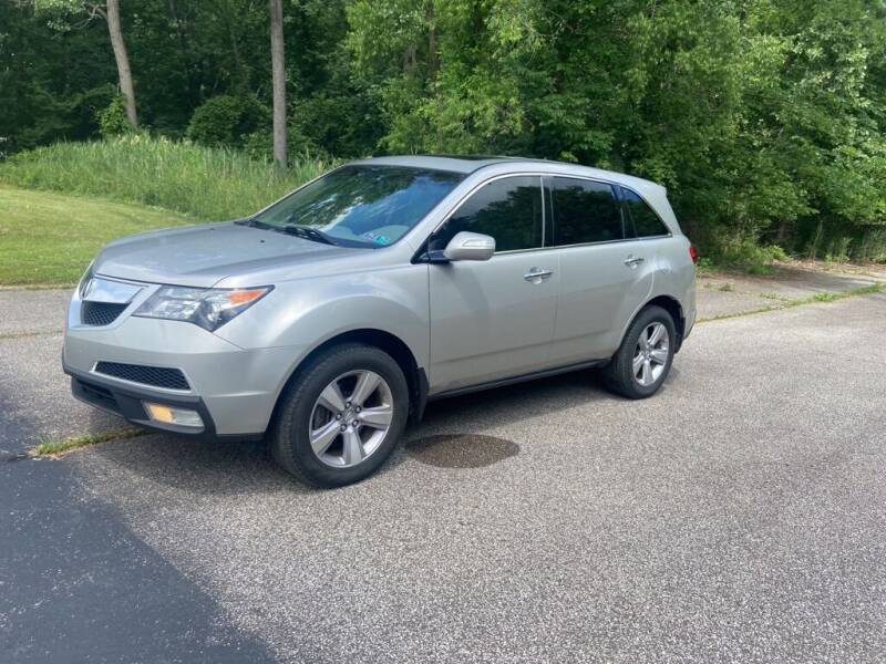 2013 Acura MDX for sale at TKP Auto Sales in Eastlake OH