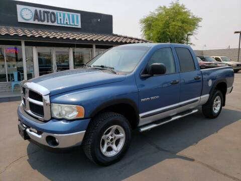 2004 Dodge Ram Pickup 1500 for sale at Auto Hall in Chandler AZ