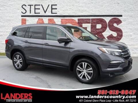 2018 Honda Pilot for sale at The Car Guy powered by Landers CDJR in Little Rock AR
