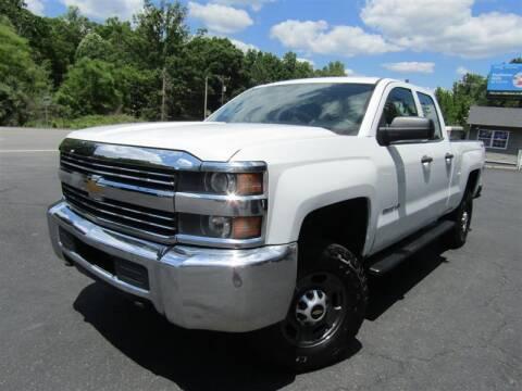 2015 Chevrolet Silverado 2500HD for sale at Guarantee Automaxx in Stafford VA
