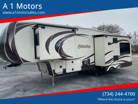 2013 COLUMBUS Palomino for sale at A 1 Motors in Monroe MI