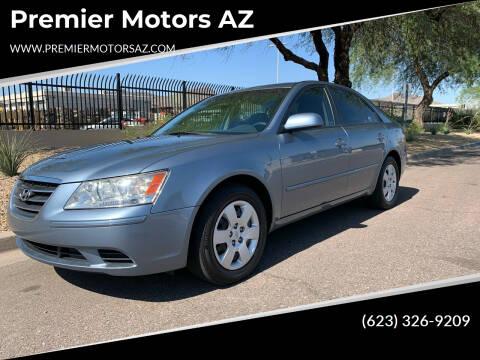 2010 Hyundai Sonata for sale at Premier Motors AZ in Phoenix AZ