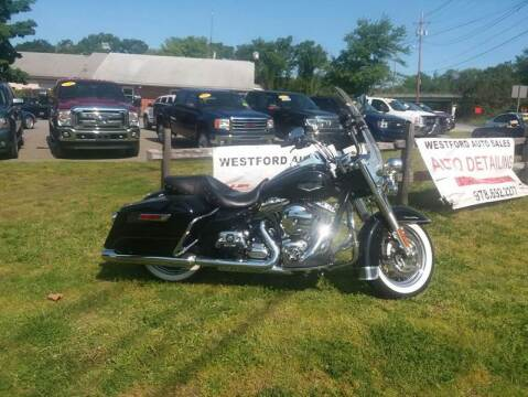 2014 Harley-Davidson FLHR for sale at Westford Auto Sales in Westford MA