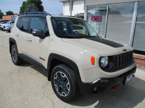 2016 Jeep Renegade for sale at Choice Auto in Carroll IA