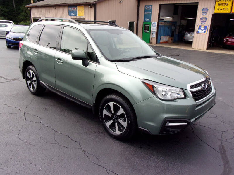 2017 Subaru Forester for sale at Dave Thornton North East Motors in North East PA