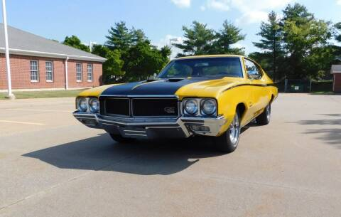 1970 Buick Gran Sport for sale at WEST PORT AUTO CENTER INC in Fenton MO