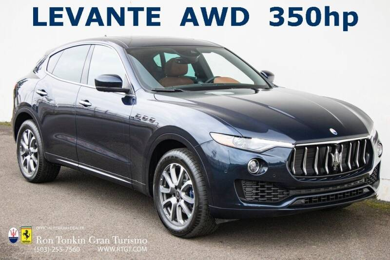 2020 Maserati Levante for sale in Wilsonville, OR