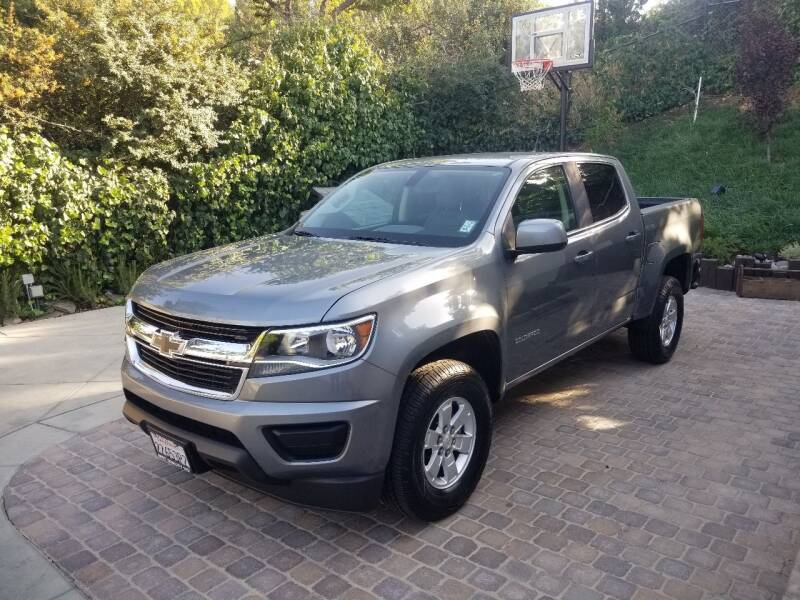 2019 Chevrolet Colorado for sale at Best Quality Auto Sales in Sun Valley CA