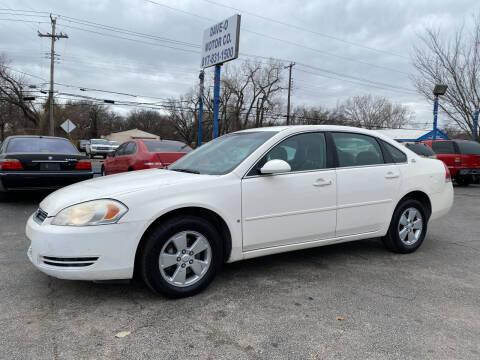 2007 Chevrolet Impala for sale at Dave-O Motor Co. in Haltom City TX