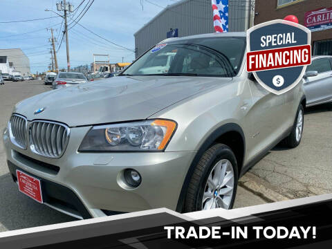 2014 BMW X3 for sale at Carlider USA in Everett MA