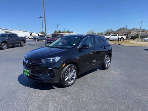 2021 Buick Encore GX for sale at DOW AUTOPLEX in Mineola TX