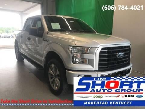 2017 Ford F-150 for sale at Tim Short Chrysler in Morehead KY