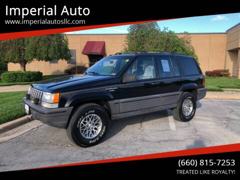 1994 Jeep Grand Cherokee for sale at Imperial Auto, LLC in Marshall MO