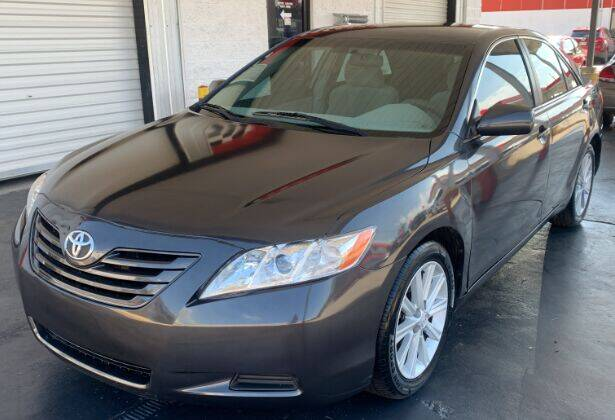 2007 Toyota Camry for sale at Tiny Mite Auto Sales in Ocean Springs MS