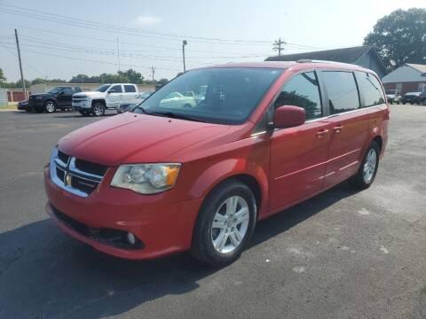 2013 Dodge Grand Caravan for sale at Savannah Motor Co in Savannah TN