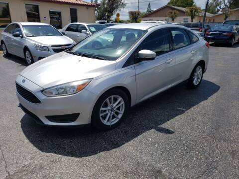 2015 Ford Focus for sale at KK Car Co Inc in Lake Worth FL