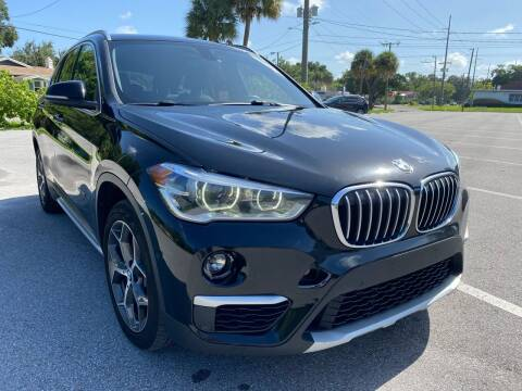 2016 BMW X1 for sale at Consumer Auto Credit in Tampa FL