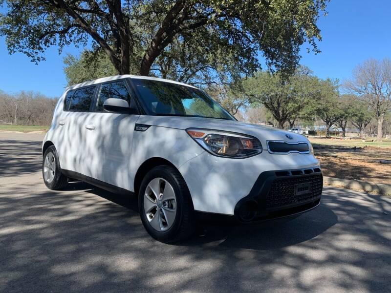 2015 Kia Soul for sale at 210 Auto Center in San Antonio TX