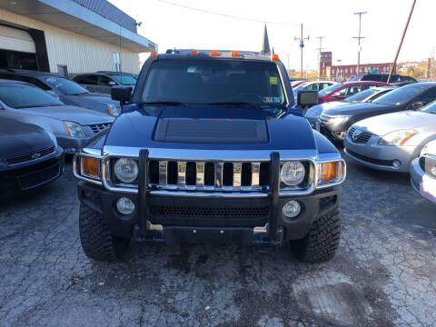 2006 HUMMER H3 for sale at Six Brothers Auto Sales in Youngstown OH