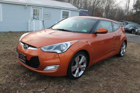 2012 Hyundai Veloster for sale at Manny's Auto Sales in Winslow NJ