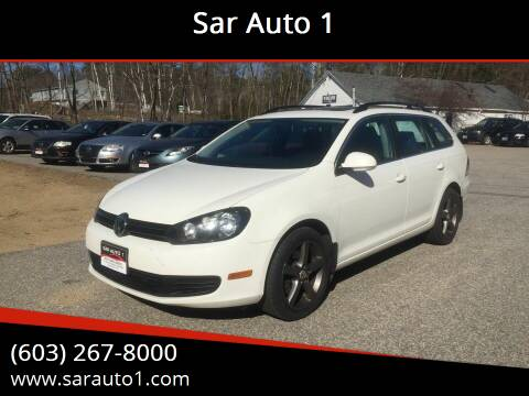 2013 Volkswagen Jetta for sale at Sar Auto 1 in Belmont NH